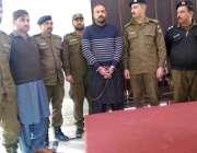 راولپنڈی: چکلالہ کے علاقے سے اغواء کی جانیوالی خاتون کی بازیابی کے ..