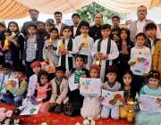 اسلام آباد: پولیس فاؤنڈیشن۔ میڈیا ٹاؤن۔ پی ڈبلیو ڈی میں سٹیما سکول ..