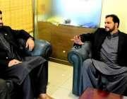 اسلام آباد: پاکستان تحر یک انصاف کے مرکزی نائب صدر متنظم مرکزی سیکرٹری ..
