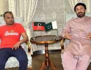 پشاور: دینی مدارس اور اقلیتی برادری کے مابین فٹبال لیگ کھیلنے کے حوالے ..