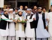 کوئٹہ: بلوچستان اسمبلی اپوزیشن لیڈر ملک سکندر خان ایڈووکیٹ نواں کلے ..