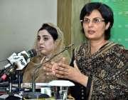 اسلام آباد: سماجی تحفظ اور غربت کے خاتمے کے بارے میں وزیر اعظم کی معاون ..