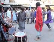 لاہور: والڈسٹی اتھارٹی کے زیراہتمام 33 ویں نیشنل گیمز کی مشعل ریلی کے ..
