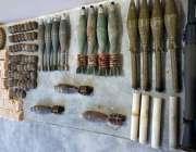 راولپنڈی: سکیورٹی فورسز کی جانب سے آپریشن کے دوران کوہلو اور سبی کے ..