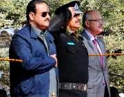 ملتان: وزیر اعلیٰ پنجاب عثمان بزدار پولیس ٹریننگ انسٹی ٹیوٹ میں57ویں ..