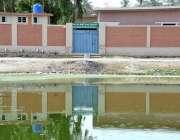 لاڑکانہ: گورنمنٹ گرلز مڈل سکول کے سامنے سیوریج کا پانی جمع ہے، انتظامیہ ..
