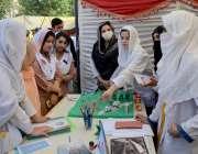 پشاور: شعبہ نفسیات یونیورسٹی پشاور کے زیر اہتمام عالمی دماغی صحت کے ..