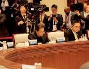 بیجنگ: وزیر اعظم عمران خان دوسری بیلٹ اینڈ روڈ فوم برائے عالمی تعاون ..
