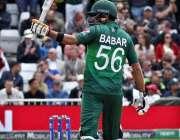 نوٹنگھم: پاکستان اور انگلینڈ کے مابین کھیلے جانیوالے آئی سی سی ورلڈ ..