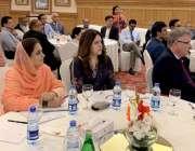اسلام آباد: پارلیمانی سیکرٹری صحت ڈاکٹر نوشین حامد بیماریوں کی روک ..