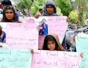 حیدر آباد: ٹنڈو الہیار کے رہائشی نوجوان مصری کے قاتلوں کی گرفتاری کے ..