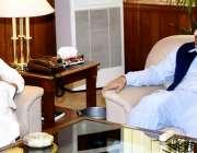 اسلام آباد: اسپیکر کے پی کے اسمبلی مشتاق غنی نے اسپیکر قومی اسمبلی اسد ..