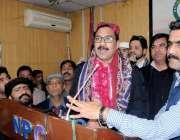 اسلام آباد: نیشنل پریس کلب کے سالانہ انتخابات میں کامیاب ہونیولے صدر ..
