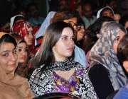 اسلام آباد: نیشنل ٹیکسٹائل نمائش کی افتتاحی تقریب میں شہریوں کی بڑی ..
