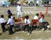 پشاور: زمونگ کور ماڈل انسٹی ٹیوٹ برائے ریاستی بچوں کے سالانہ سپورٹس ..