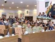 اسلام آباد: آرمی چیف جنرل قمر جاوید باجوہ (پاکستان کی معیشت کو درپیش ..