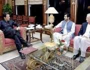 اسلام آباد: وزیراعظم عمران خان سے مردان سے تعلق رکھنے والے پیپلز پارٹی ..