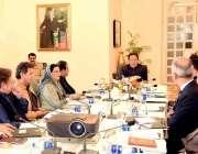 اسلام آباد: وزیر اعظم عمران خان کی زیر صدارت سیاحت کے فروغ سے متعلق ..