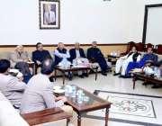 لاہور: فیصل آباد سے ارکان صوبائی اسمبلی و صوبائی وزرا، معاون خصوصی ..