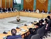 اسلام آباد: سکریٹری منصوبہ بندی ، ترقی و اصلاحات ، ظفر حسن نے زیر صدارت ..