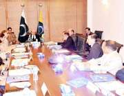 اسلام آباد: صدر آزاد جموں و کشمیر سردار مسعود خان کی زیر صدارت پونچھ ..