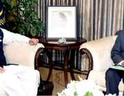 اسلام آباد: صدر مملکت ڈاکٹر عارف علوی سے بوسنیا کے لیے نامزد ہائی کمشنر ..
