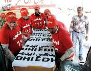 لاہور: بھارتی جیل میں تشدد سے ہلاک ہونیوالے کراچی کے رہائشی محمد سہیل ..