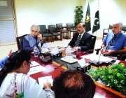 اسلام آباد: نیشنل ہیلتھ سروسز ، ریگولیشنز اور کوآرڈینیشن سے متعلق وزیر ..