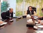 اسلام آباد: وزیر اعظم / مشیر برائے موسمیاتی تبدیلی ، ملک امین اسلم نے ..