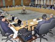 اسلام آباد: وفاقی وزیر برائے منصوبہ بندریٹ ترقی و اصلاحات مخدوم خسرو ..