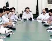 لاہور: ڈپٹی کمشنر لاہور صالحہ سعید کی ہدایت پر ایڈیشنل ڈپٹی کمشنر جنرل ..