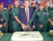لاہور: ڈی جی ریسکیو پنجاب ڈاکٹر رضوان نصیر موٹر بائیک ایمبولینس سروسں ..