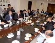 راولپنڈی: روات انڈسٹریل ایریا میں مسائل کے حوالے سے نیشنل انڈسٹریل ..