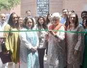 لاہور: پاکستان انسٹیٹیوٹ آف فیشن اینڈ ڈیزائن کے زیر اہتمام الحمراء ..