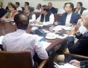 لاہور:صوبائی وزیرصحت ڈاکٹر یاسمین راشد محکمہ سپیشلائزڈ ہیلتھ کیئر ..