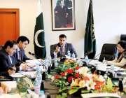 اسلام آباد: وزیراعظم کے مشیر برائے اوورسیز پاکستانیز ذوالفقار بخاری ..