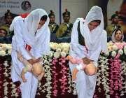 فیصل آباد: یونیورسٹی آف ایگریکلچر فیصل آباد (یو اے ایف) میں گرل گائیڈ ..