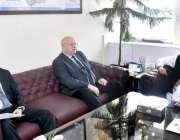 اسلام آباد: وفاقی وزیر خوراک صاحبزادہ محبوب سلطان سے بلارس کے سفیر ..