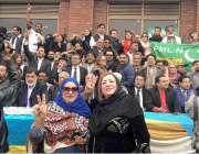 لاہور مسلم لیگ (ن) کی جانب سے اورنج لائن میٹروٹرین منصوبے کے حوالے سے ..
