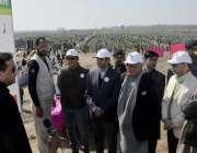 ننکانہ صاحب: وزیر اعظم عمران خان کو وزیر اعظم کے مشیر برائے موسمیاتی ..