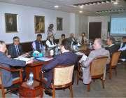 کراچی: وزیر اعظم کے مشیر برائے تجارت ، ٹیکسٹائل ، صنعت و پیداوار و سرمایہ ..