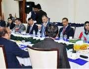 مظفر آباد: وزیر اعظم آزاد کشمیر راجہ فاروق حیدر خان فارن سروسز اکیڈمی ..
