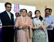 اسلام آباد: و زیر اعظم کی معاون خصوصی برائے اطلاعات و نشریات ڈاکٹر فردوس ..