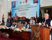 پشاور: وزیر اعلیٰ خیبر پختونخوا ر محمود خان ، اسلامیہ کالج پشاور میں ..