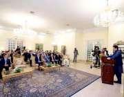 اسلام آباد: وزیراعلیٰ عمران خان ایزی پریفریکٹریڈ ہومز (پرائیوٹ) لمیٹڈ ..