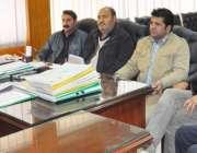 مظفر آباد: آزاد کشمیر کے ناظم اعلیٰ تعلقات عامہ راجہ اقبال سے سینئر ..