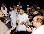 راولپنڈی: پاکستان پیپلز پارٹی کے سینئر رہنما مظہر حسین شاہ کی اہلیہ ..