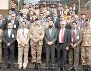 راولپنڈی: آرمی چیف جنرل قمر جاوید باجوہ کا نیشنل یونیورسٹی آف ٹیکنالوجی ..