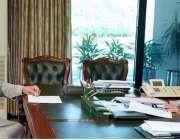 اسلام آباد: صدر مملکت ڈاکٹر عارف علوی سے سابق ایم این اے رشید گوڈیل ..