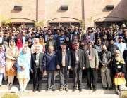 """لاہور: جی سی یونیورسٹی میں """"فرنٹیئرز ان فزکس"""" کے موضوع پر16ویں سمپوزیم .."""